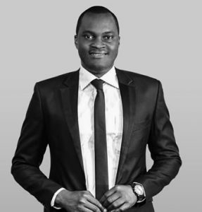 GEORGE ADDO JNR - Nominee: PAV ANSAH COMMUNICATOR AWARD